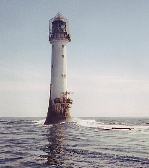 The Bell Rock Lighthouse