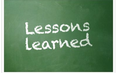 The Role of Executives in a Lessons Learned Session