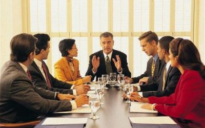 Please use meetings effectively and only when required