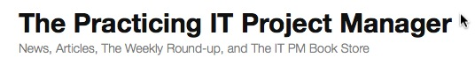 The Practicing IT Project Manager