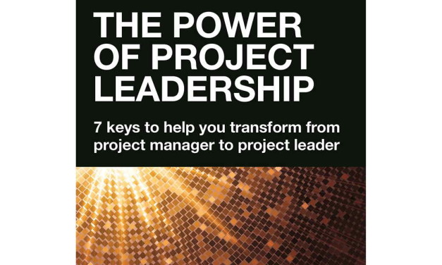A new book on leadership in project management from Susanne Madsen