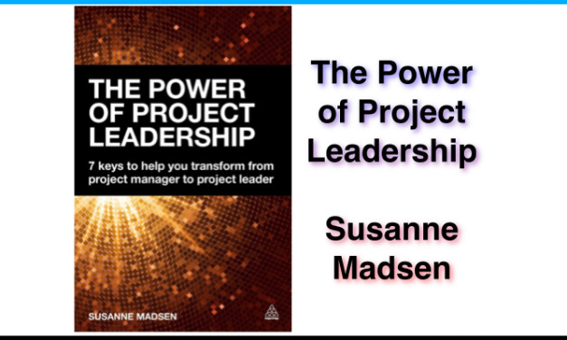 Book Review – The Power of Project Leadership