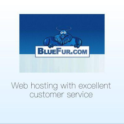 Bluefur-webhosting