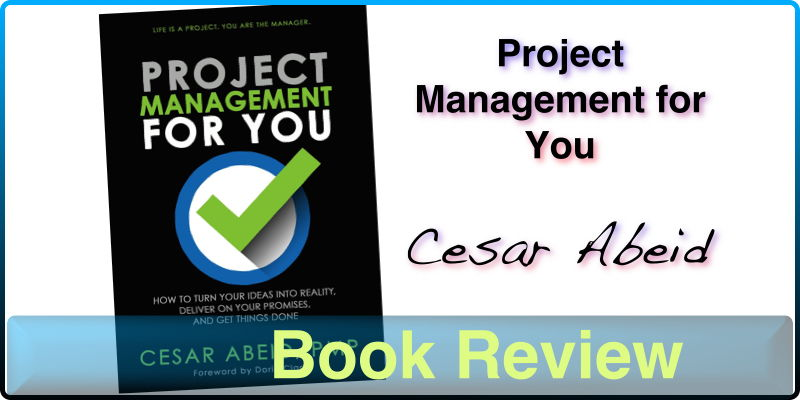 Book Review – Project Management for You