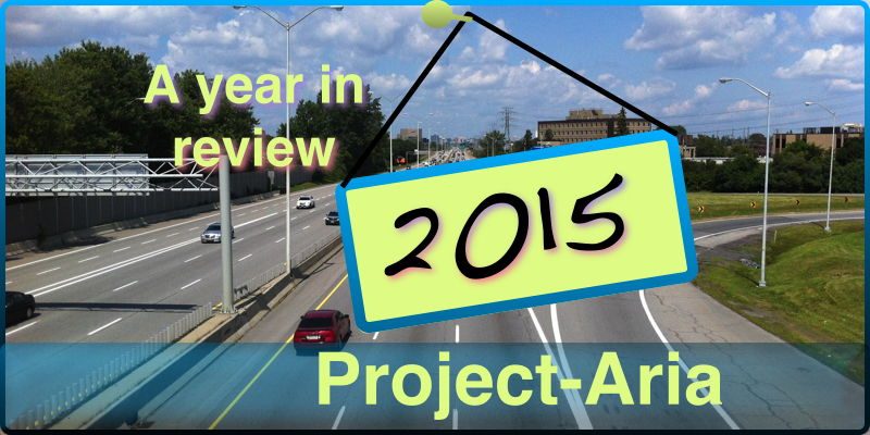 2015 – A year in review
