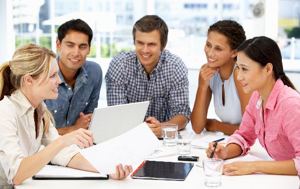 Build a positive work environment